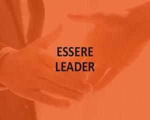 ESSERE LEADER NELLA CONSULENZA NEL SETTORE ASSICURATIVO